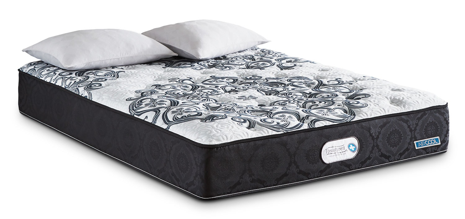 Mattresses and Bedding - Simmons Beautyrest® Recharge Plus Envy Tight-Top Firm Full Mattress