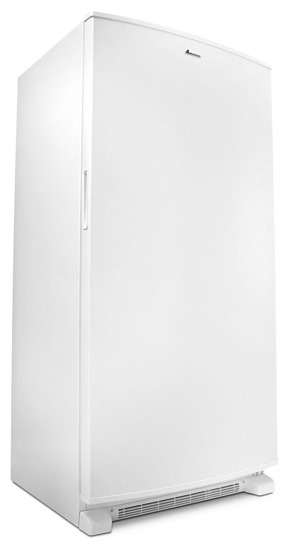 Amana White Upright Freezer 20 0 Cu Ft Azf33x20dw
