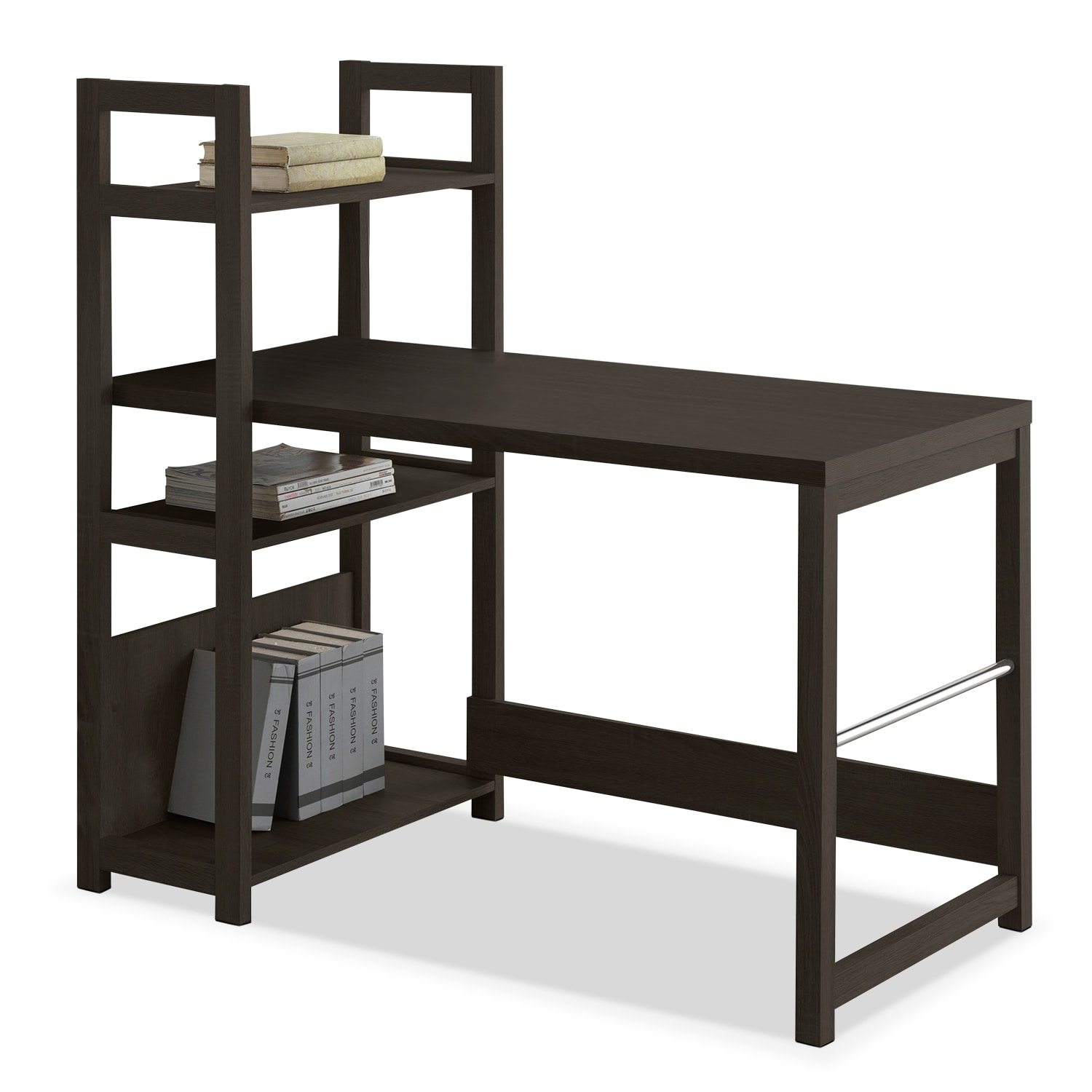 Home Office Furniture - Folio Bookshelf Desk