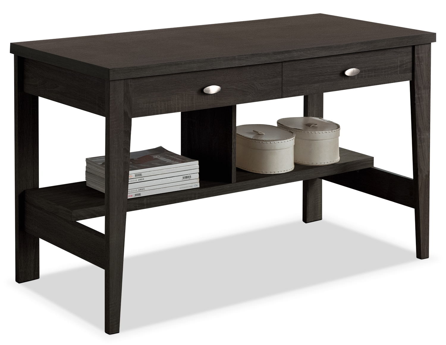 Home Office Furniture - Folio Two-Drawer Desk