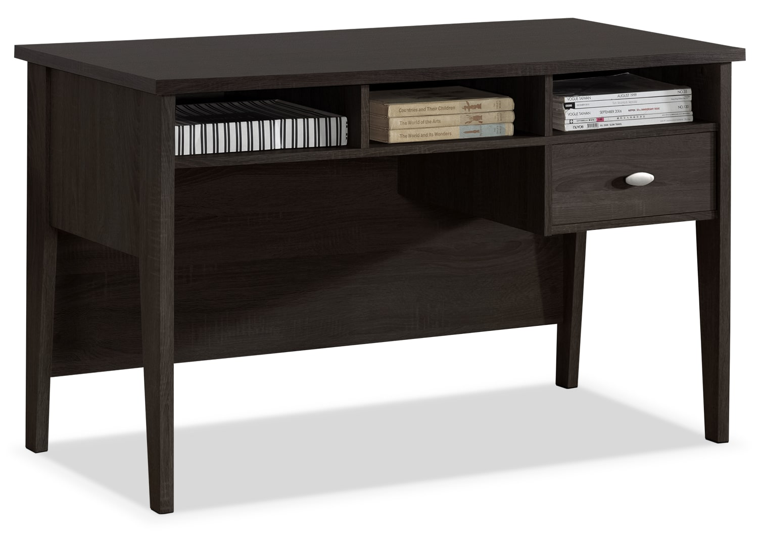 Folio Single-Drawer Desk