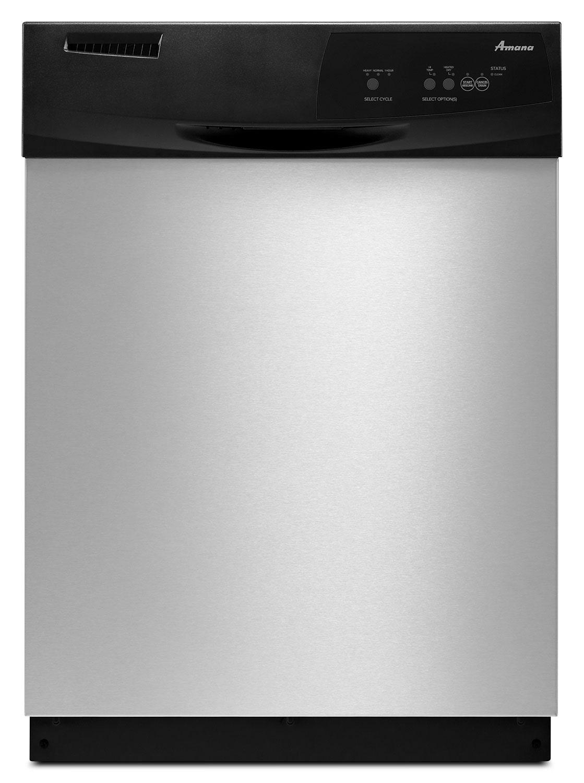 "[Amana 24"" Stainless Steel Dishwasher - ADB1100AWS]"