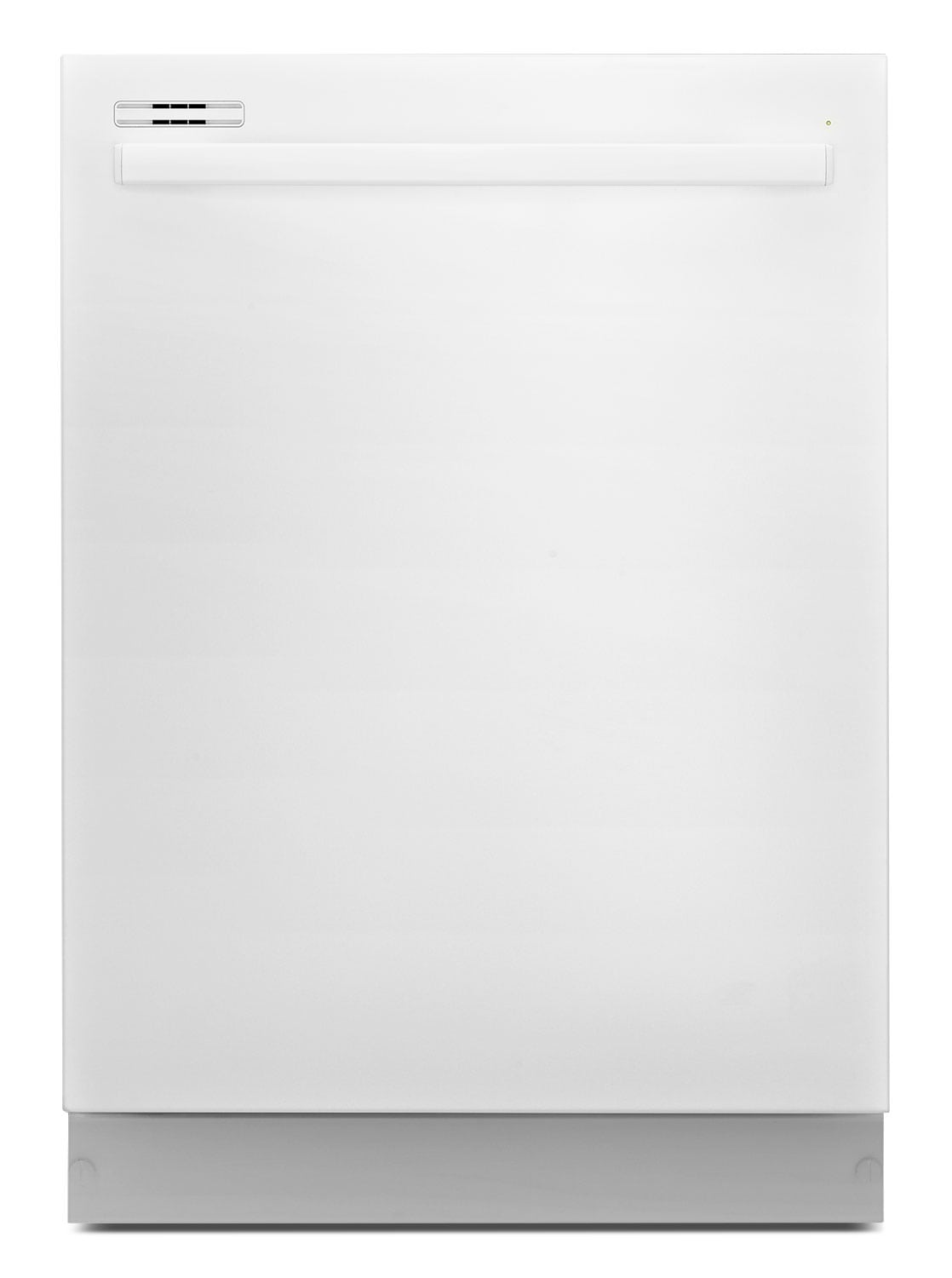 "Clean-Up - Amana White 24"" Dishwasher - ADB1500ADW"