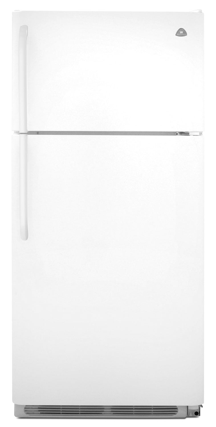 Refrigerators and Freezers - White-Westinghouse 18 Cu. Ft. Top-Mount Refrigerator – WWTR1821QW