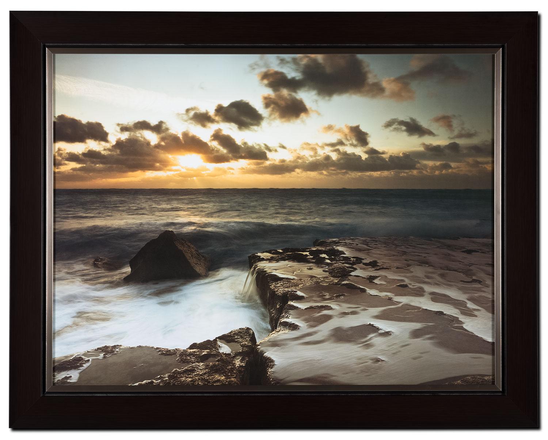 "Home Accessories - Splendid Sunrise – 47.25"" x 37.25"""