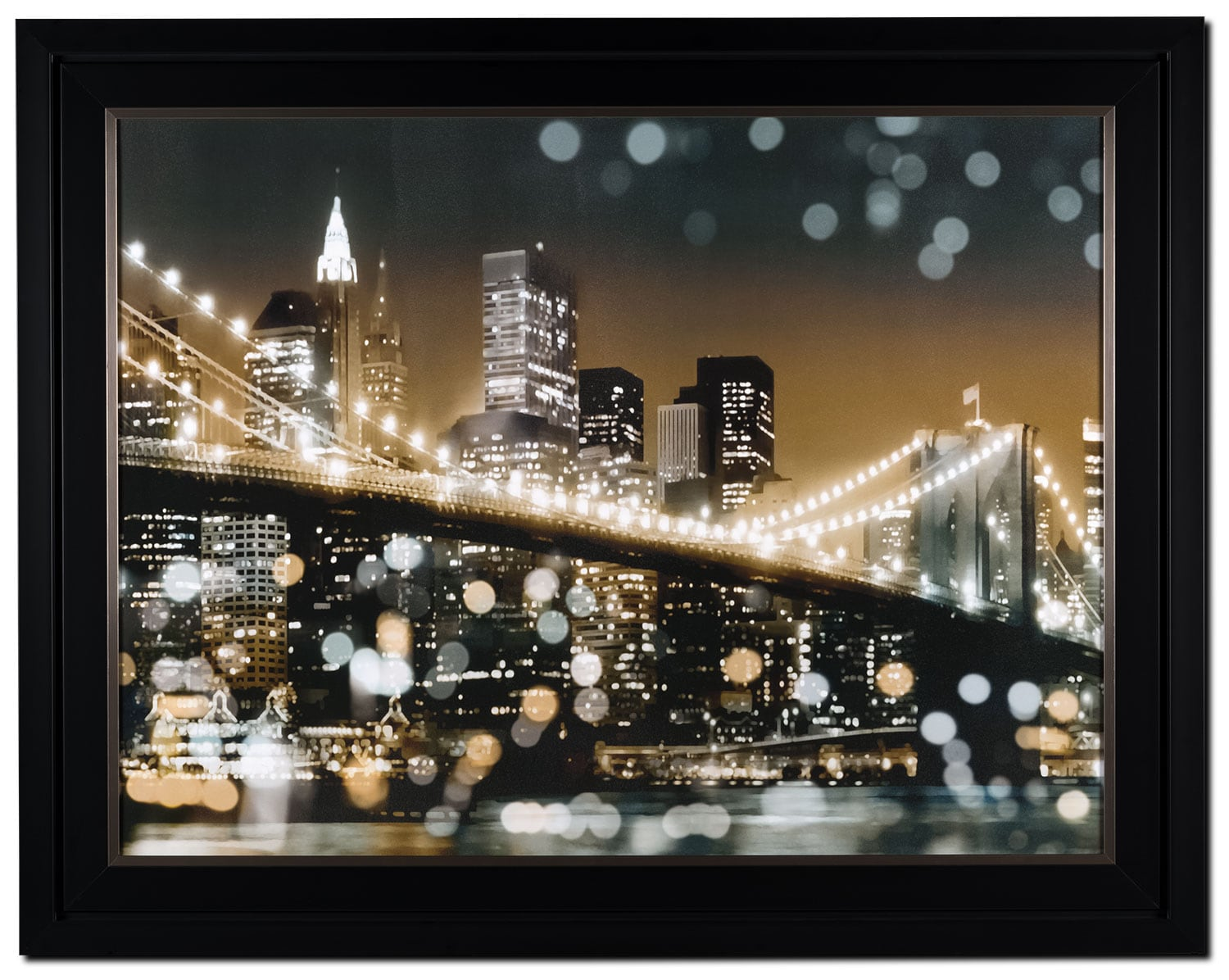 "Home Accessories - New York II – 56.5"" x 44.5"