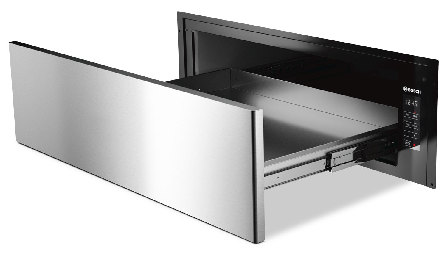 "Cooking Products - Bosch Stainless Steel 30"" Warming Drawer - HWD5051UC"