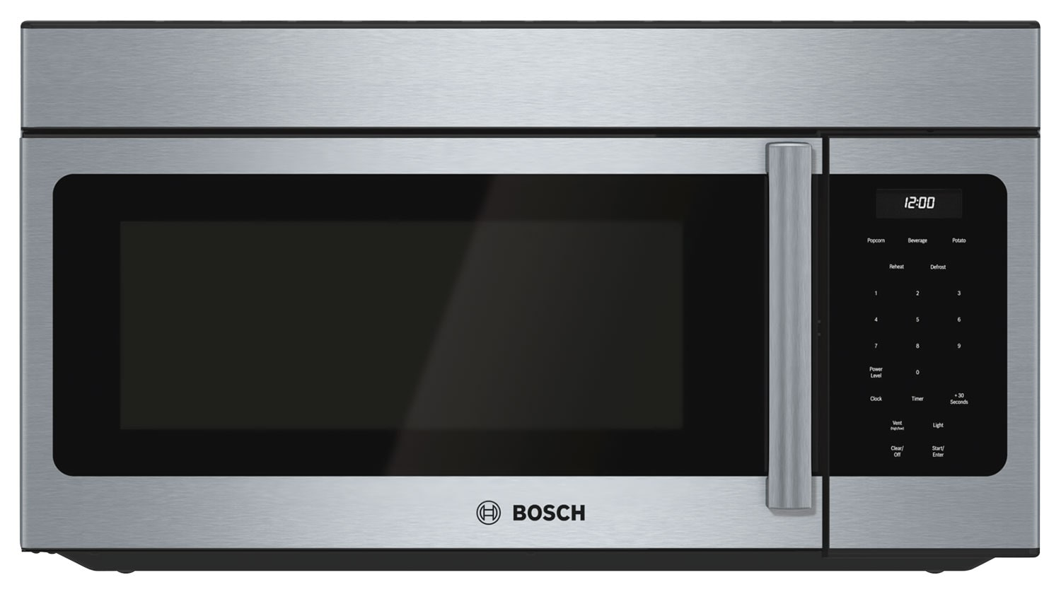 Bosch 1.6 Cu. Ft. Over-the-Range Microwave – HMV3052C