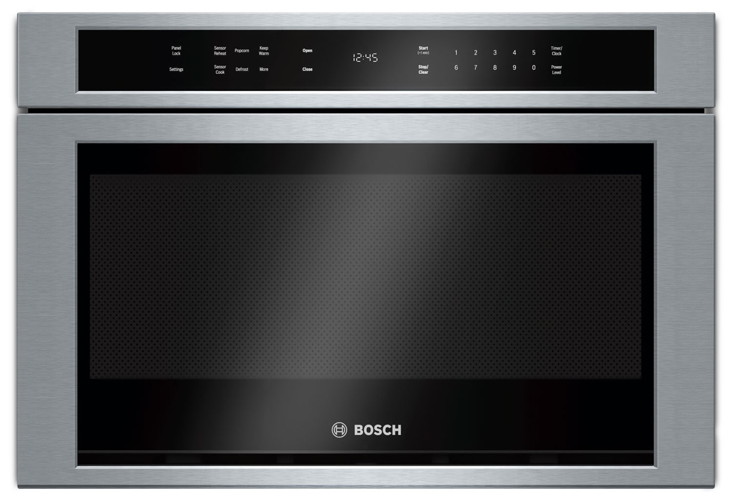 Cooking Products - Bosch 800 Series 1.2 Cu. Ft. Drawer Microwave – HMD8451UC
