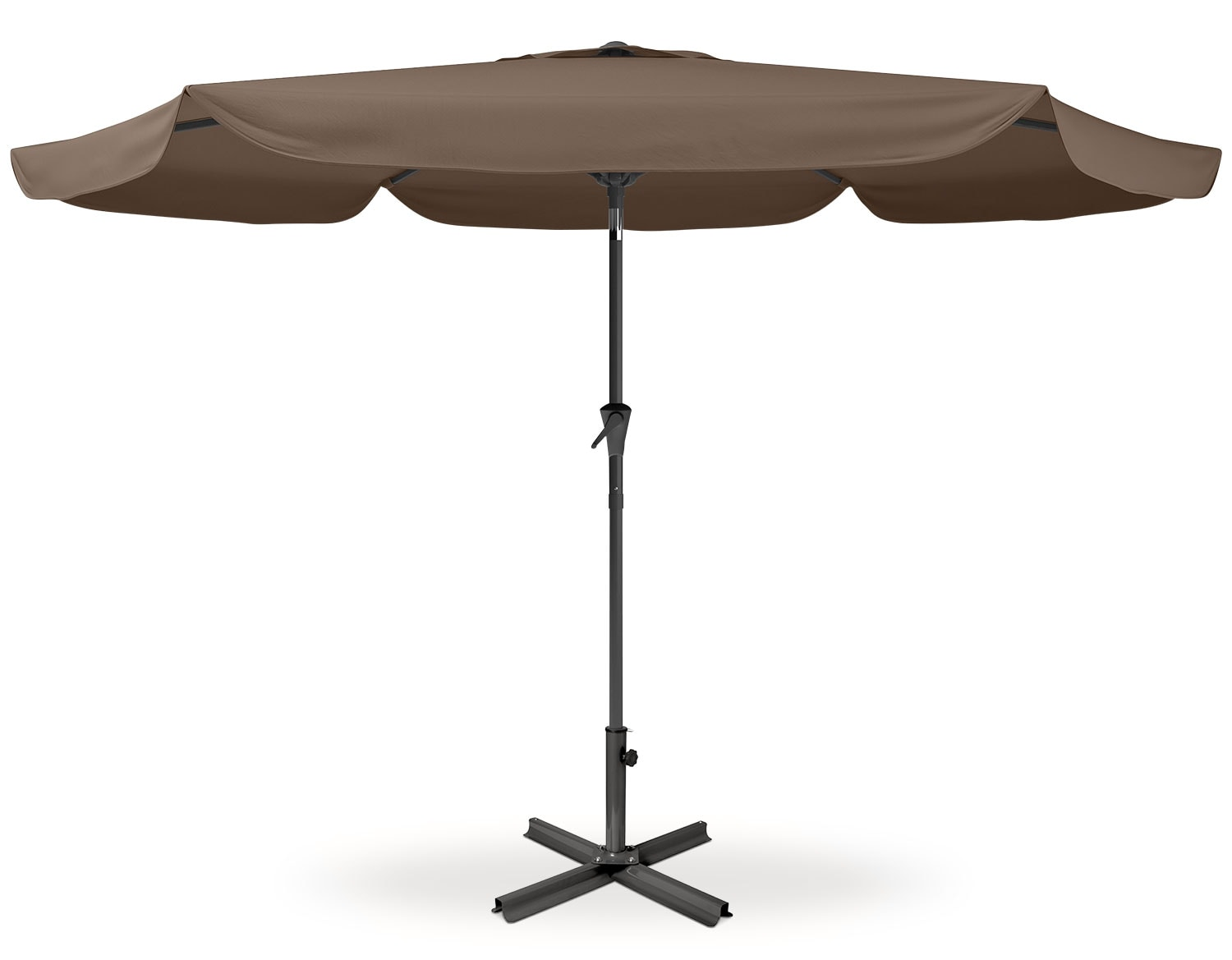 Outdoor Furniture - Culver Patio Umbrella - Sandy Brown