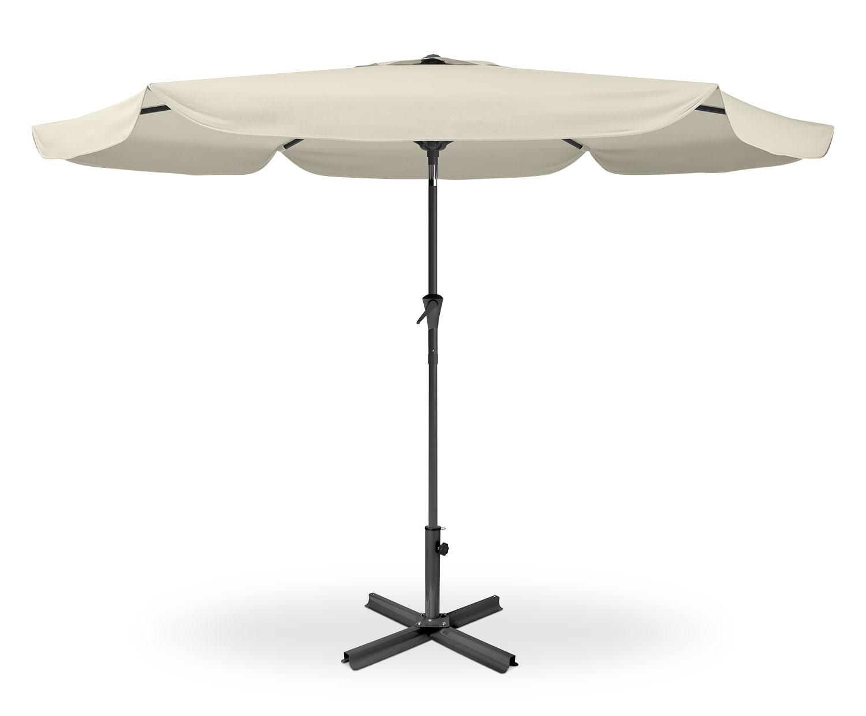 Culver Patio Umbrella - Warm White