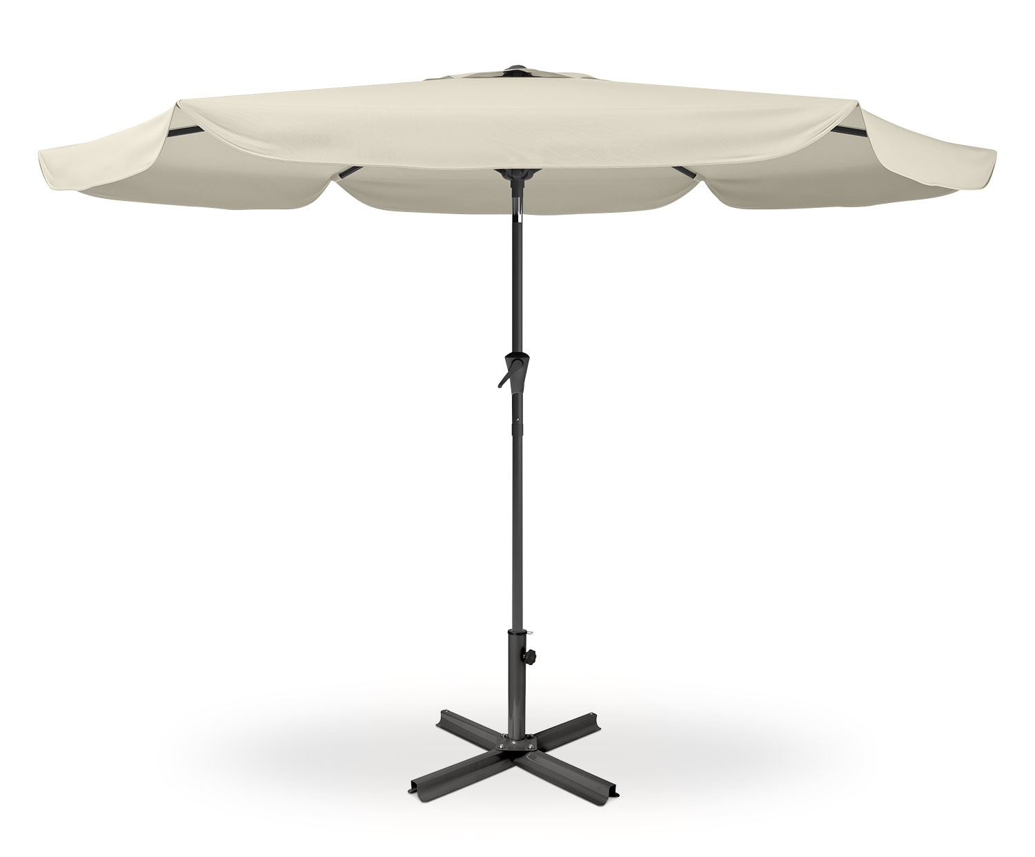 Outdoor Furniture - Culver Patio Umbrella - Warm White