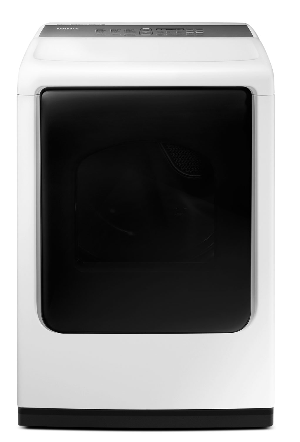 Washers and Dryers - Samsung 7.4 Cu. Ft. Electric Dryer – DV45K7600EW/AC