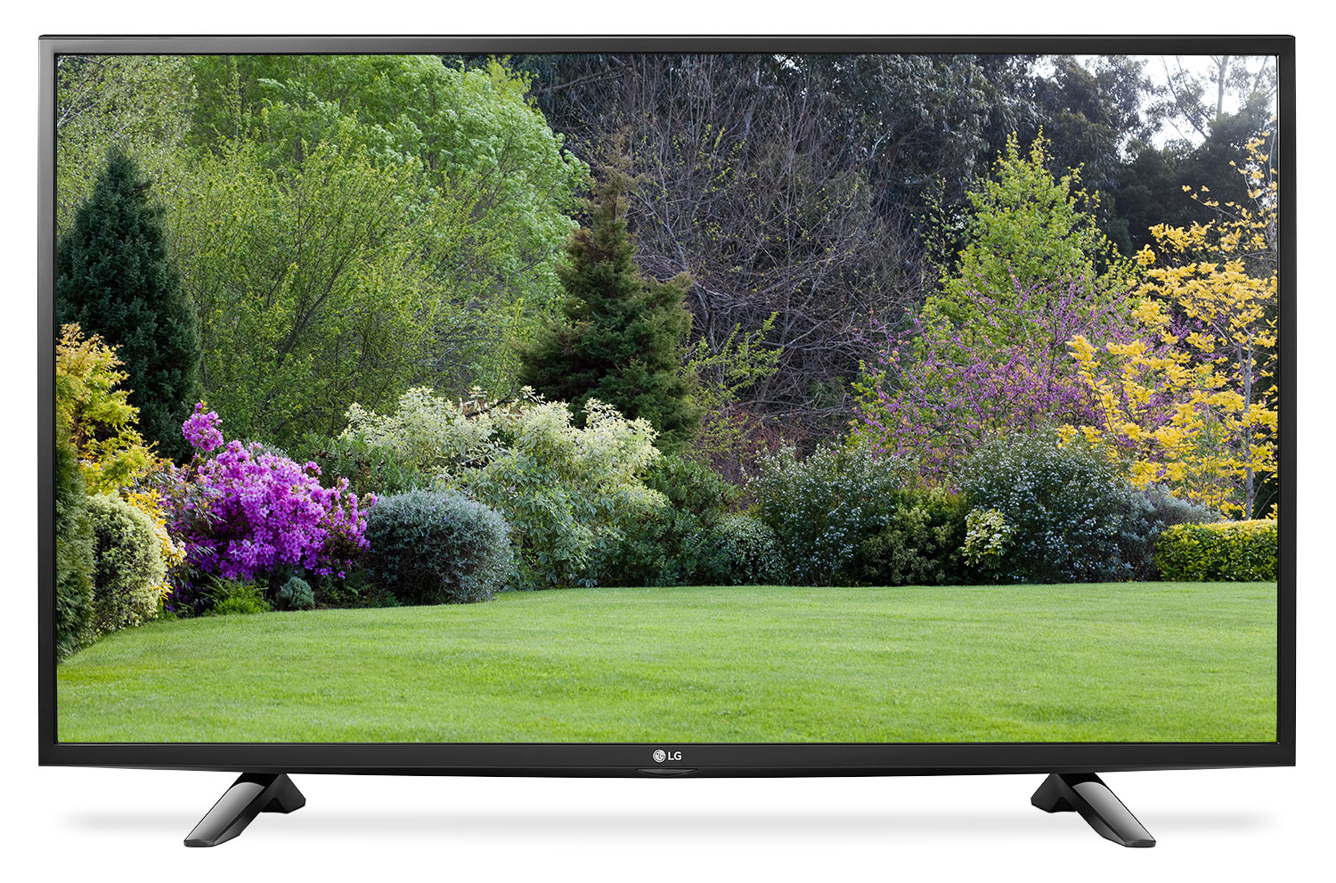 "LG 49"" LH5700 Full HD 1080p Smart LED Television"
