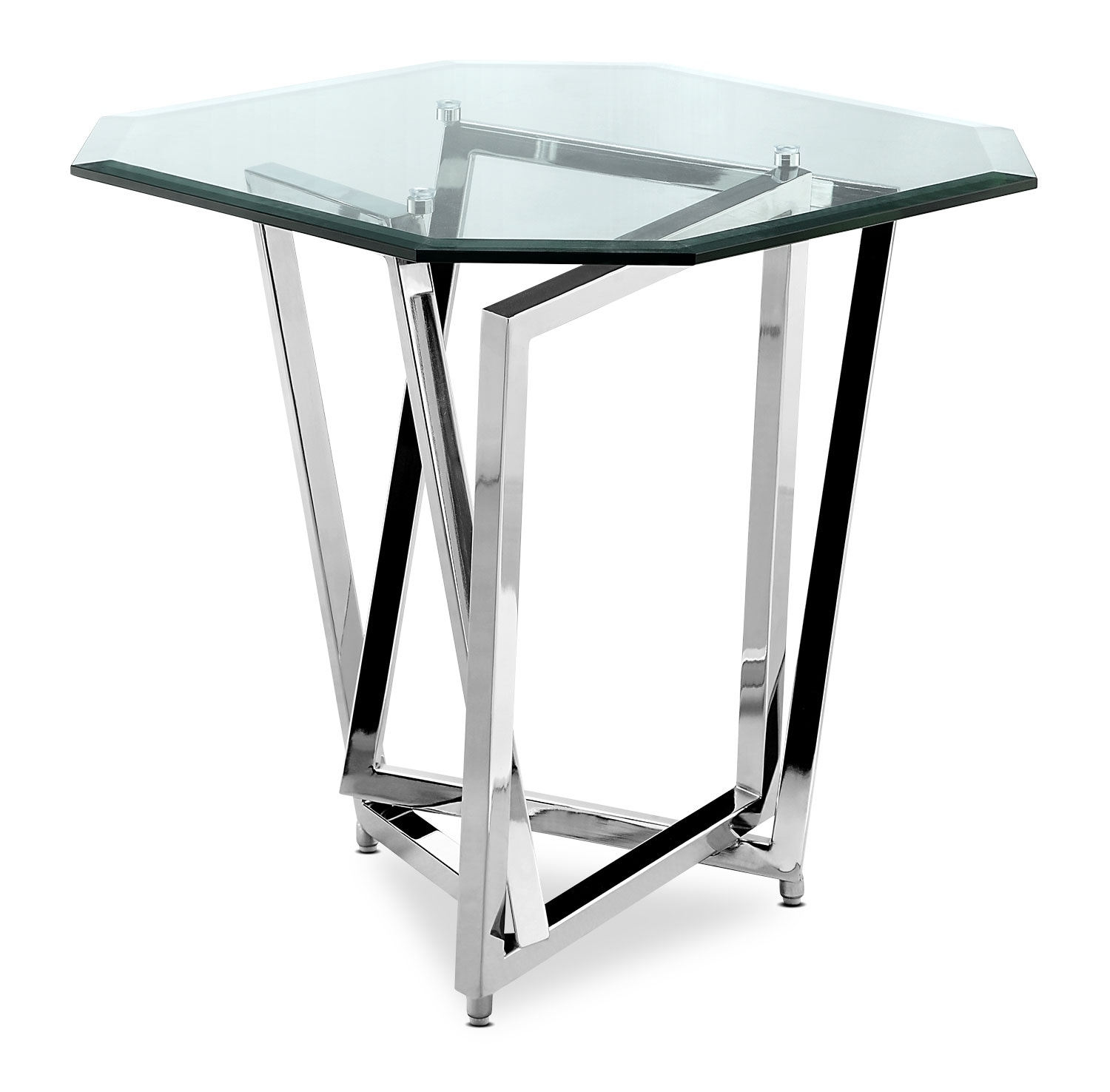 Accent and Occasional Furniture - Konstanz End Table