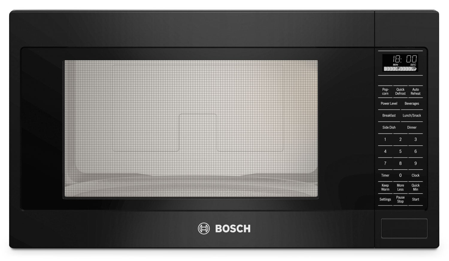 Bosch 2.1 Cu. Ft. Built-In Microwave– HMB5061