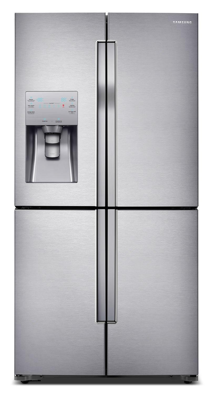 Réfrigérateur Samsung de 22,5 pi³ à portes françaises – RF23J9011SR