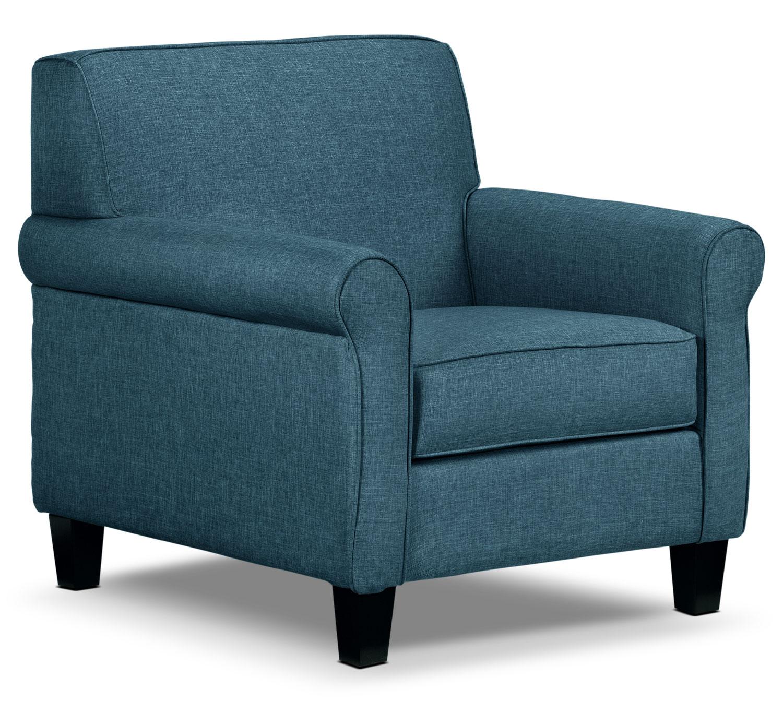 Leon S Furniture Sectional Sofas: Ariel Sofa - Riviera