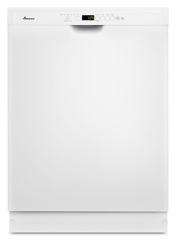 "Amana 24"" White Dishwasher - ADB1700ADW"