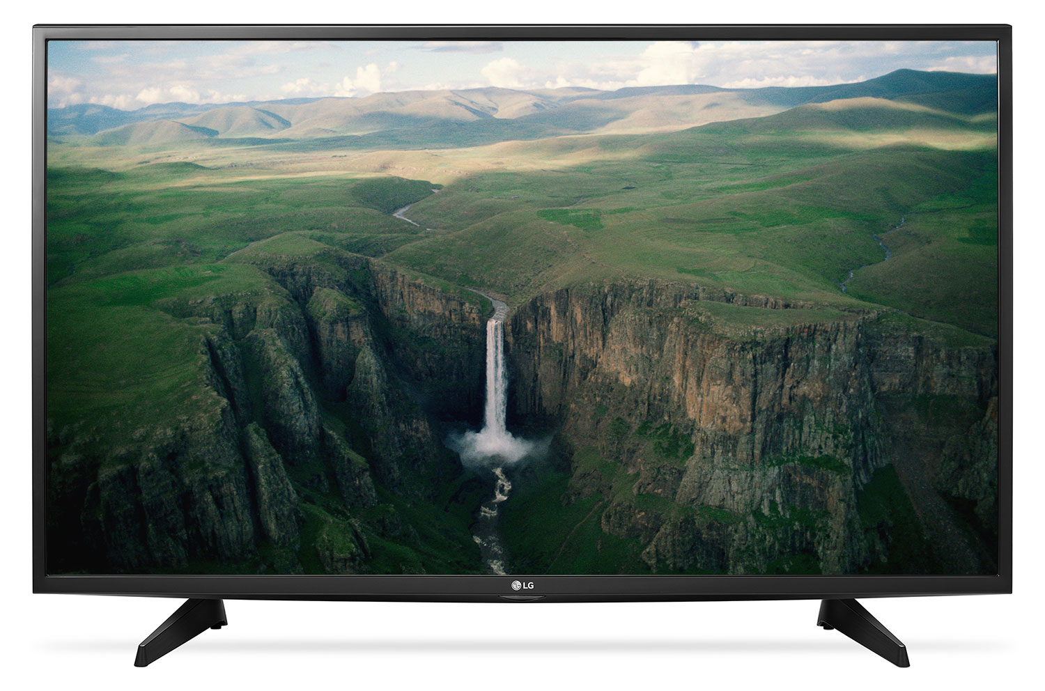 "LG 49"" UH6100 4K UHD Smart LED TV with webOS™ 3.0"