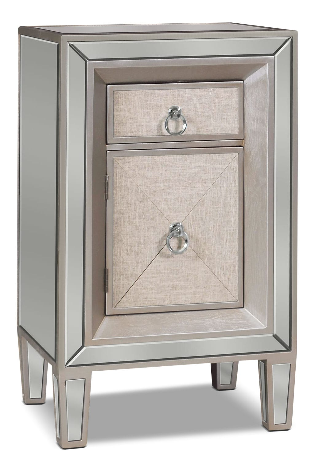 "Accent and Occasional Furniture - Enna 16"" Accent Cabinet"