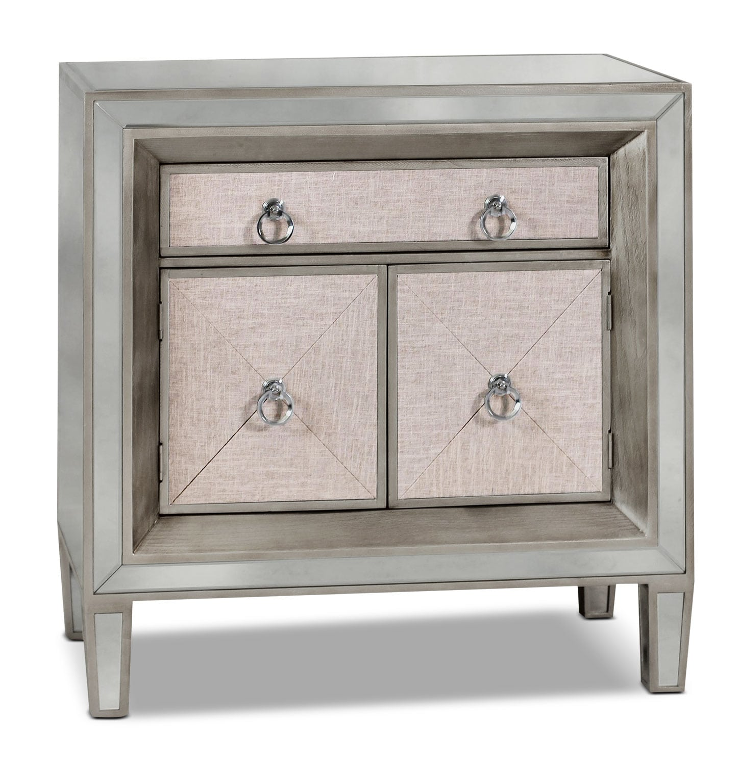 "Accent and Occasional Furniture - Enna 32"" Accent Cabinet"