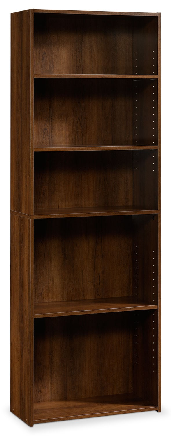 Home Office Furniture - Beginnings 3-Shelf Bookcase – Brook Cherry