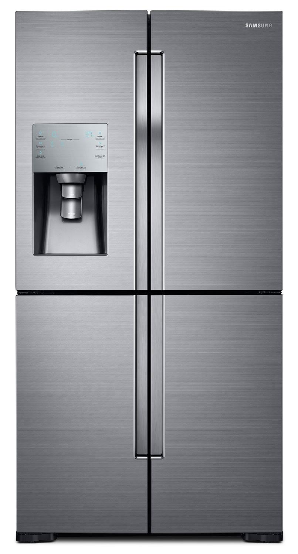 Refrigerators and Freezers - Samsung 28 Cu. Ft. French-Door Refrigerator – RF28K9070SR/AA