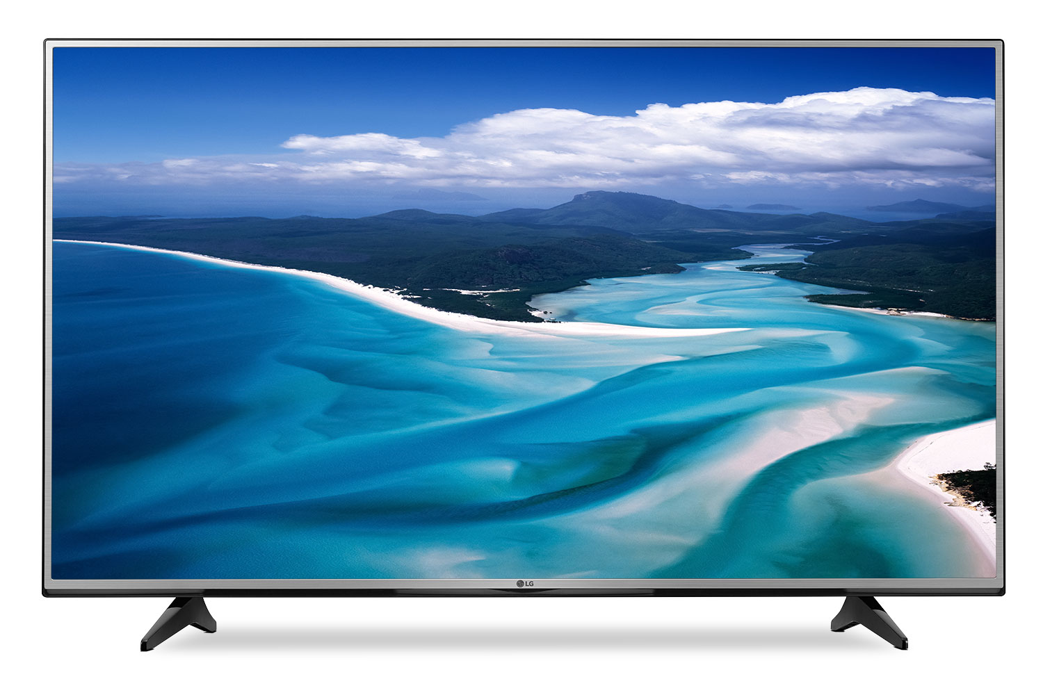 "LG 60"" UH6150 4K UHD Smart LED Television"
