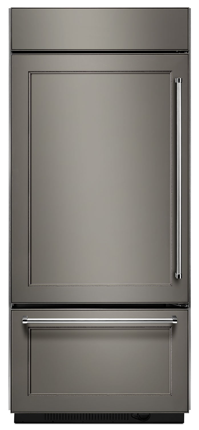 KitchenAid 20.9 Cu. Ft. Built-In Bottom-Mount Refrigerator – Panel Ready KBBL306EPA