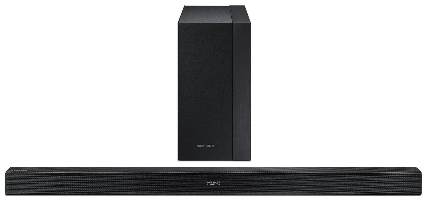 Samsung HW-K450 Series Wireless Soundbar and Subwoofer – 300W