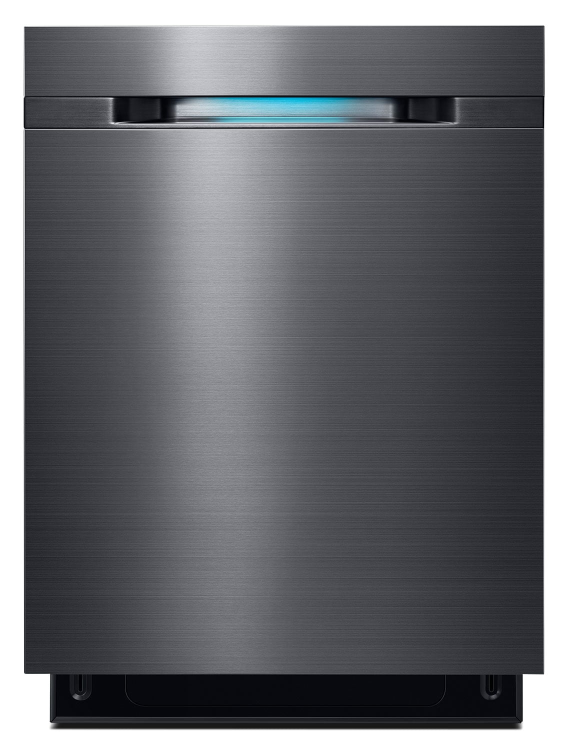 "Clean-Up - Samsung Black Stainless Steel 24"" Dishwasher - DW80J7550UG/AC"