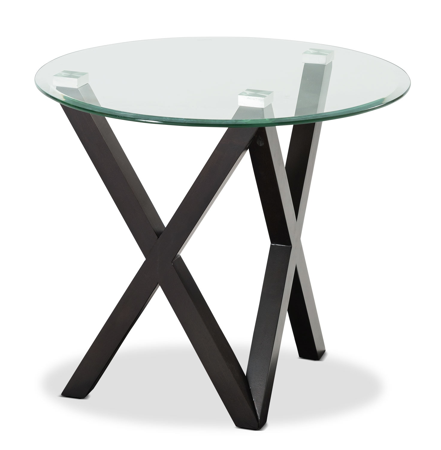 Accent and Occasional Furniture - Tulita End Table