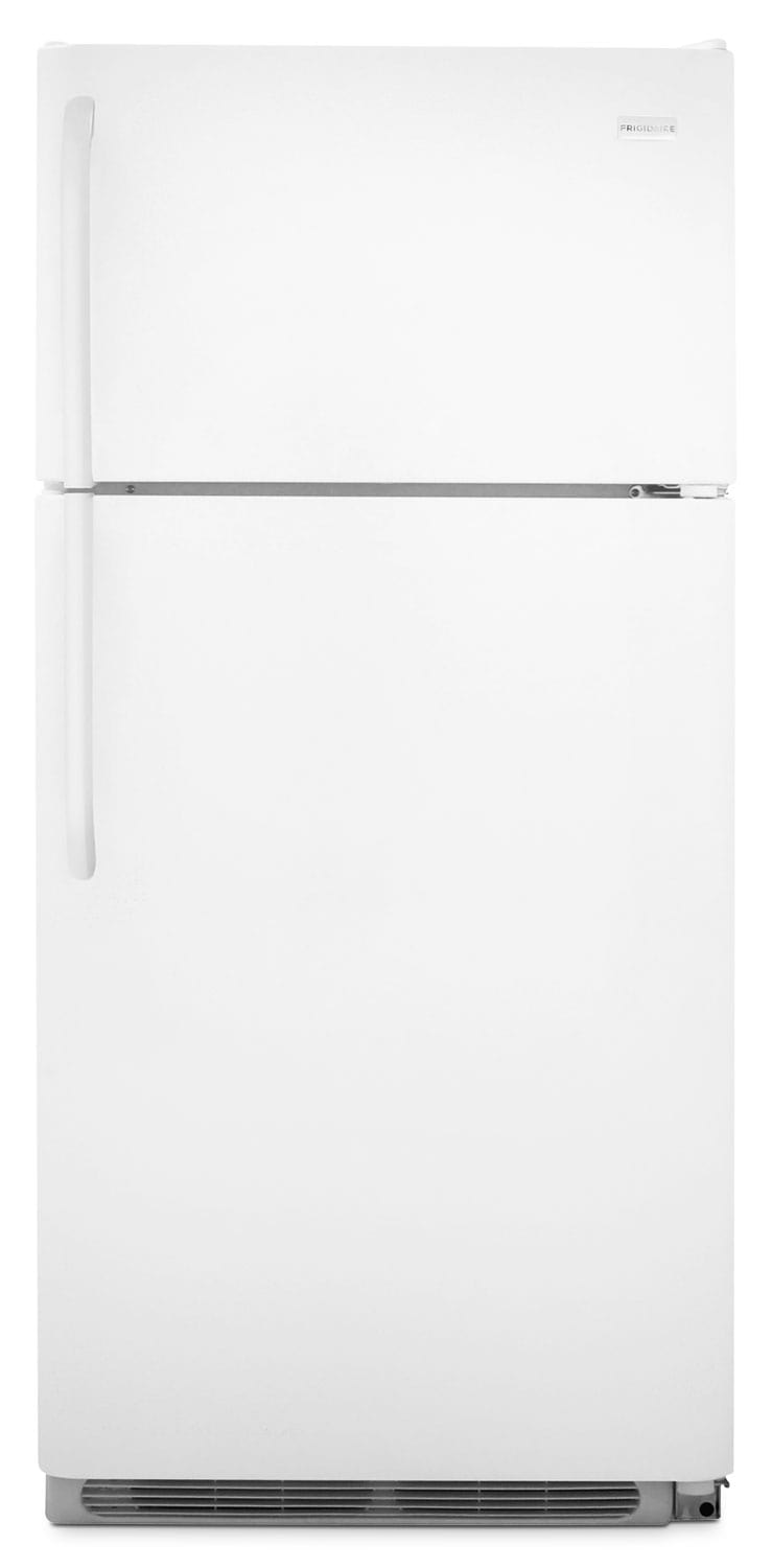 Refrigerators and Freezers - Frigidaire 18 Cu. Ft. Top-Freezer Refrigerator – White