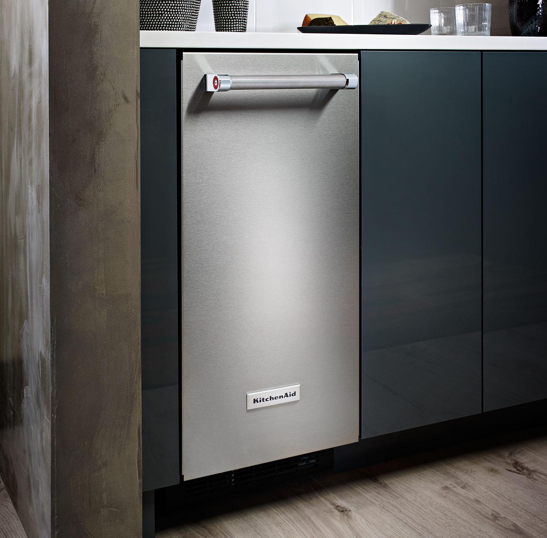 Kitchenaid Stainless Steel 15 Ice Maker Kuix505ess Leon 39 S