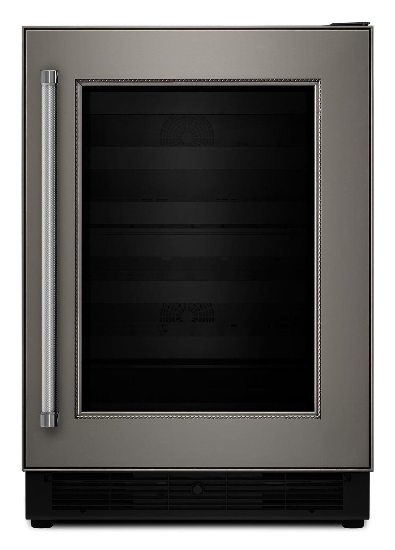 Refrigerators and Freezers - KitchenAid Wine Cooler KUWR204EPA