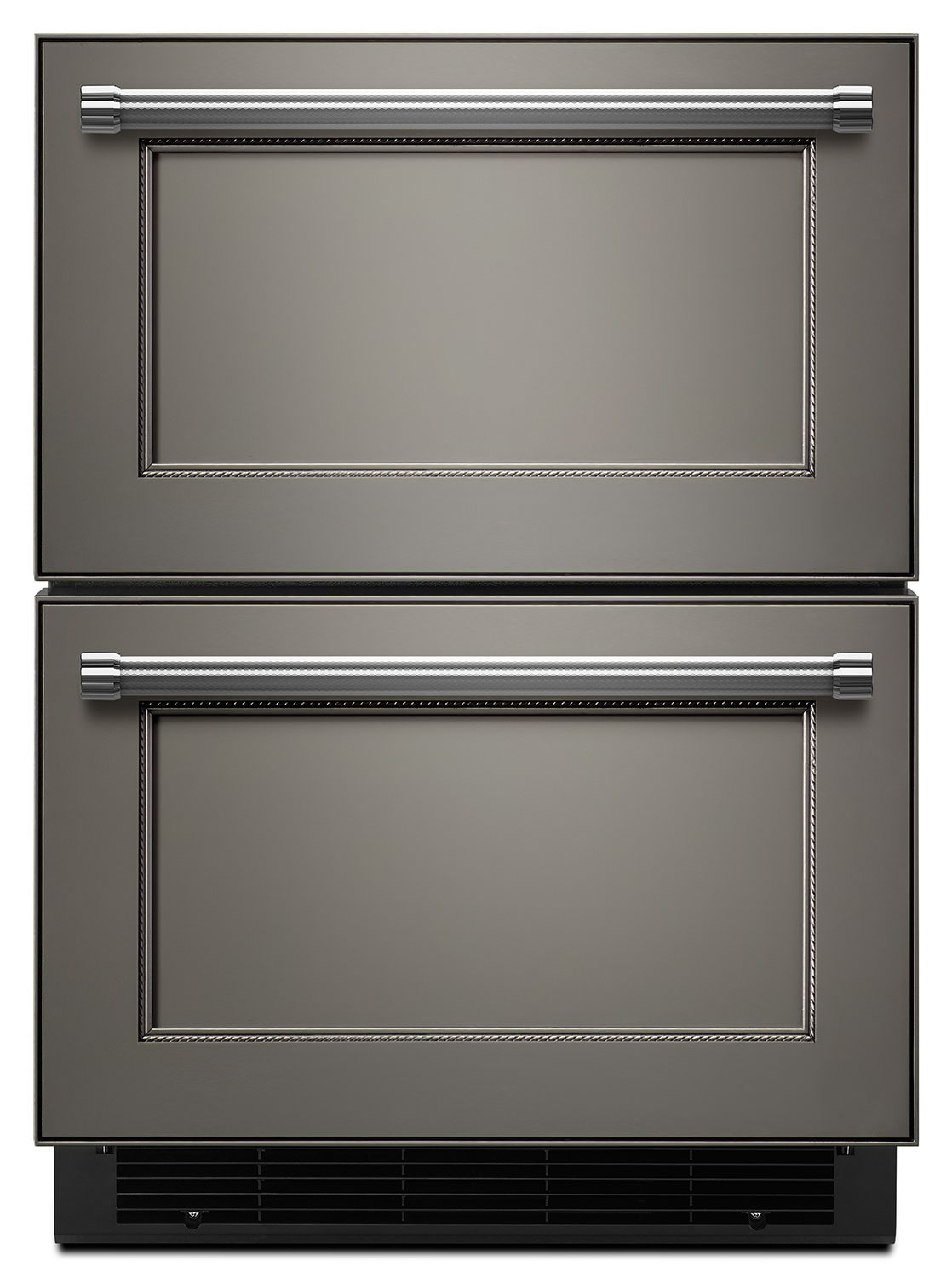 KitchenAid 4.7 Cu. Ft. Refrigerator and Freezer Drawer – Panel Ready KUDF204EPA