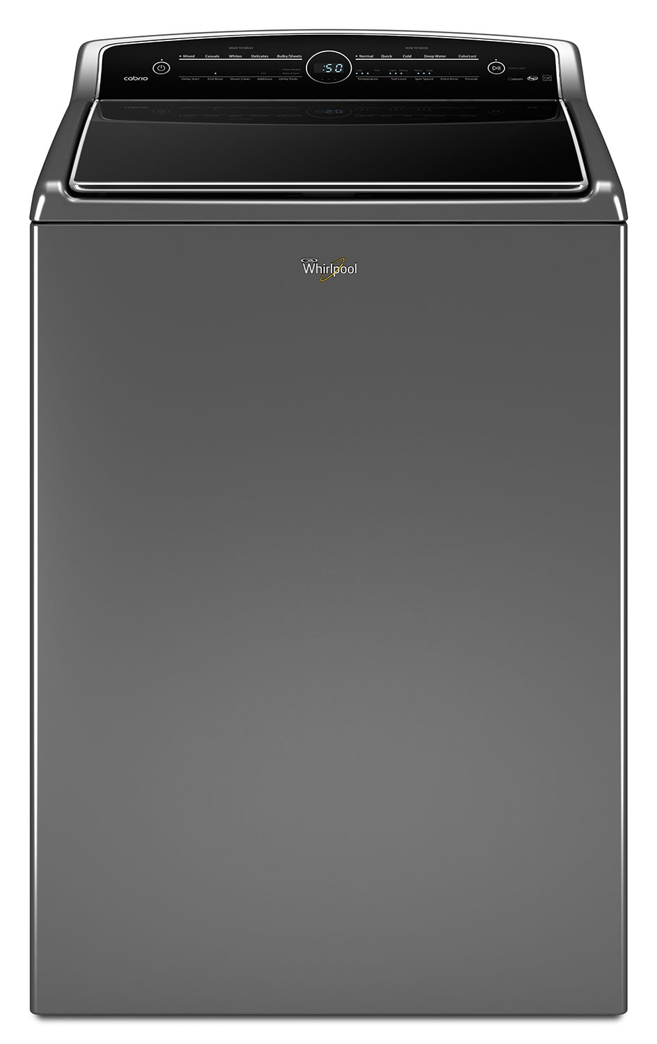 Whirlpool Cabrio® 6.1 Cu. Ft. Top-Load Washer – WTW8500DC