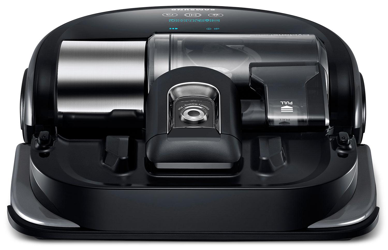 Clean-Up - Samsung Powerbot Essential Robotic Vacuum - VR2AJ9020UG/AA