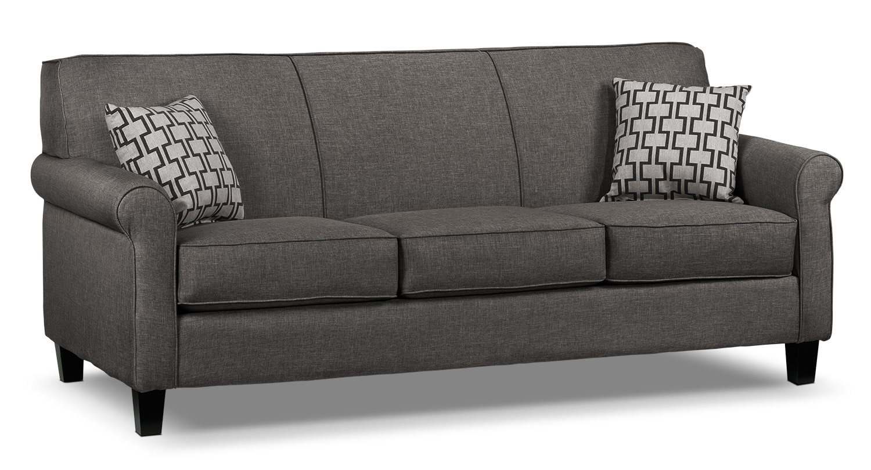 Living Room Furniture - Ariel Sofa - Marmor