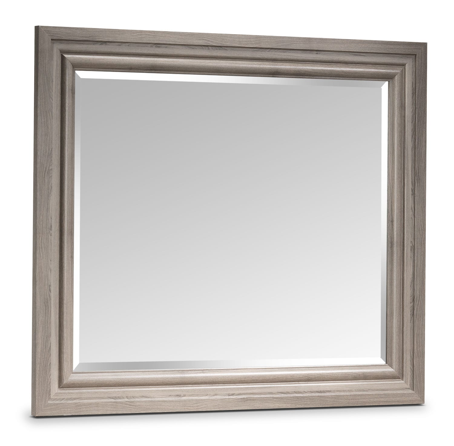 Franklin Mirror - Taupe