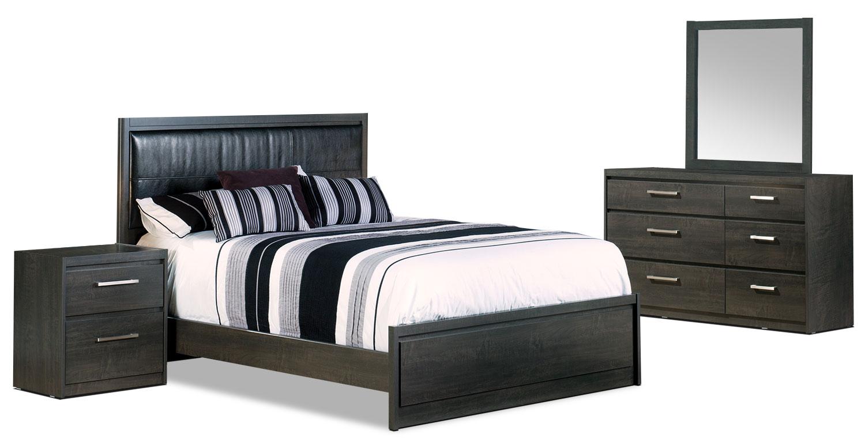 Tyler 6-Piece Queen Bedroom Package