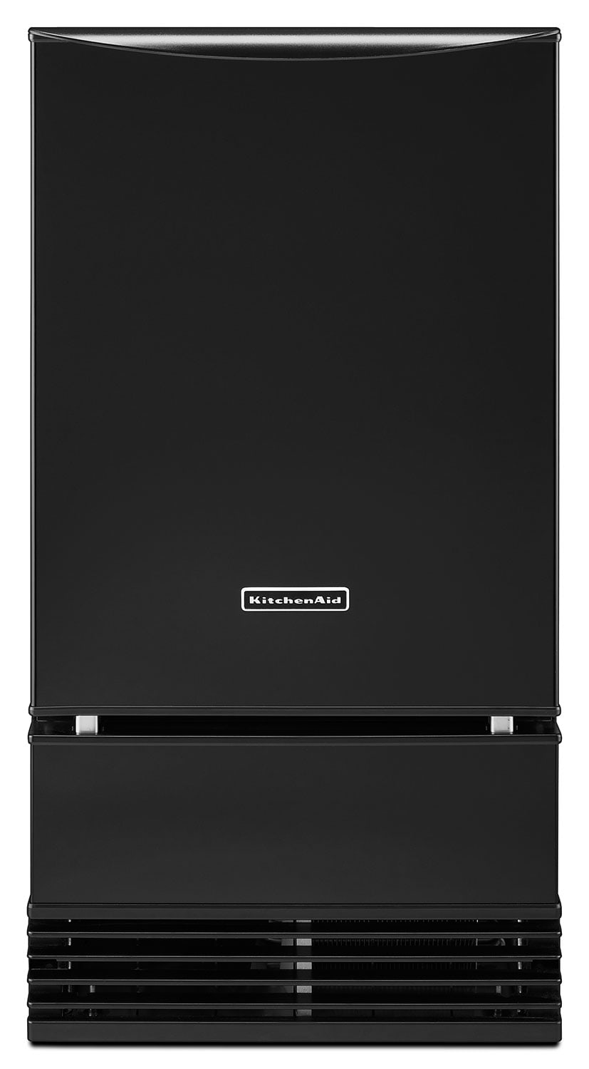 "Refrigerators and Freezers - KitchenAid 18"" Outdoor Automatic Ice Maker – KUIS18PNZB"
