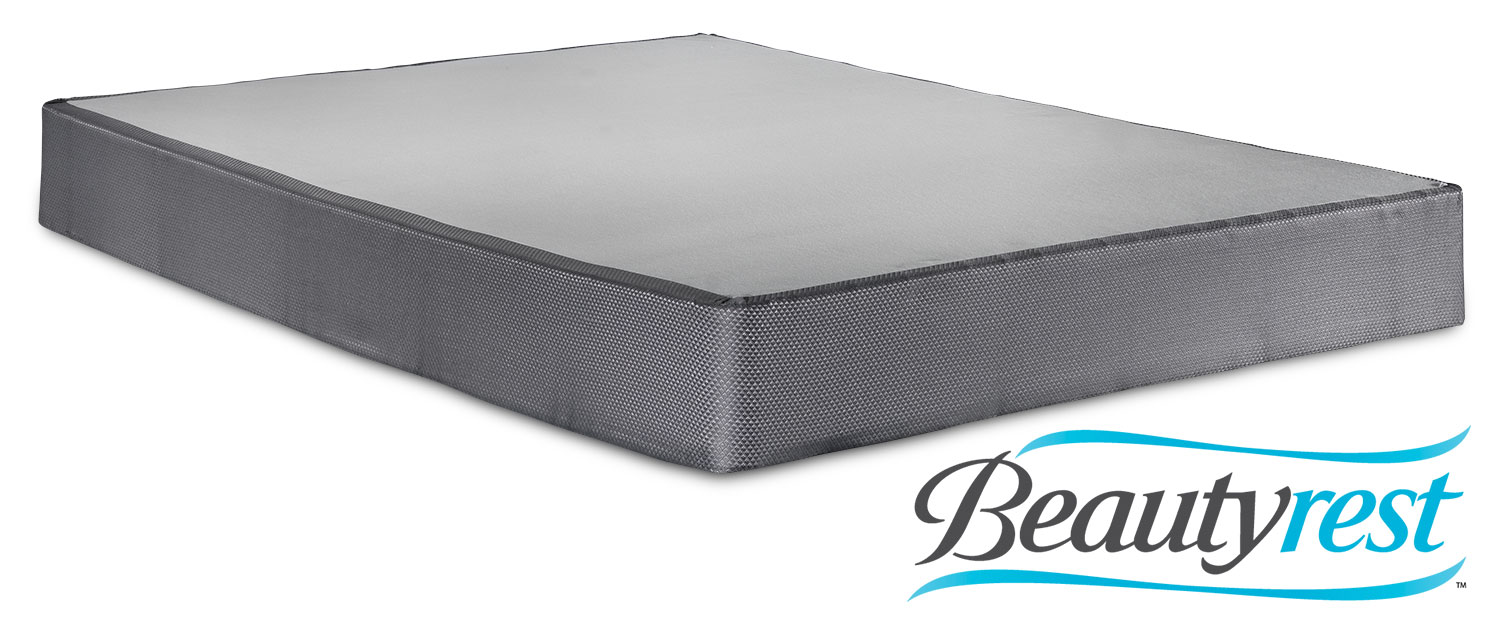 Mattresses and Bedding - Simmons Beautyrest Simple Full Boxspring