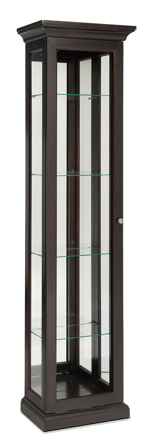 Accent and Occasional Furniture - Italia Display Cabinet