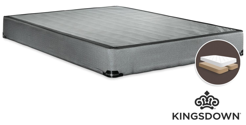 kingsdown assist queen split boxspring