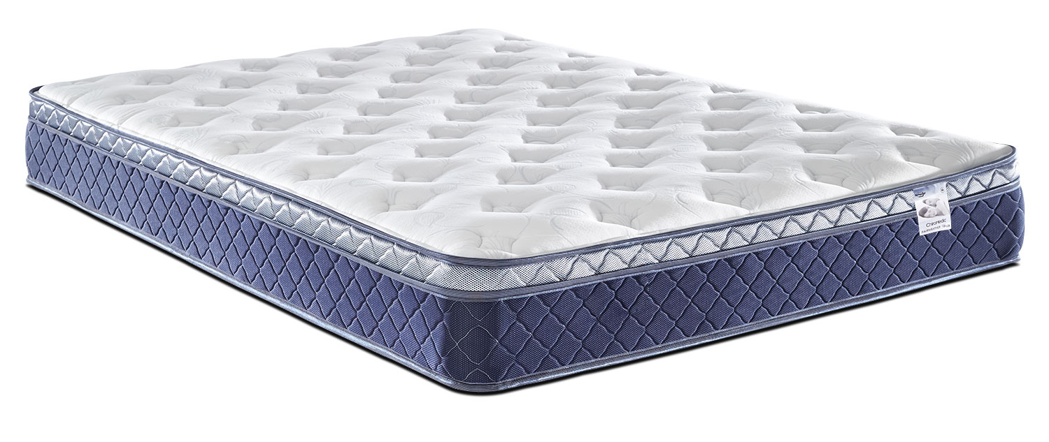 Springwall Fairweather Euro-Top Plush Queen Mattress