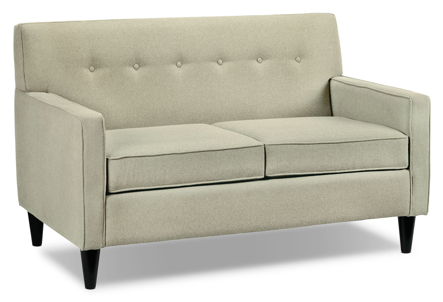 Living Room Furniture - Passerina Loveseat - Truffle