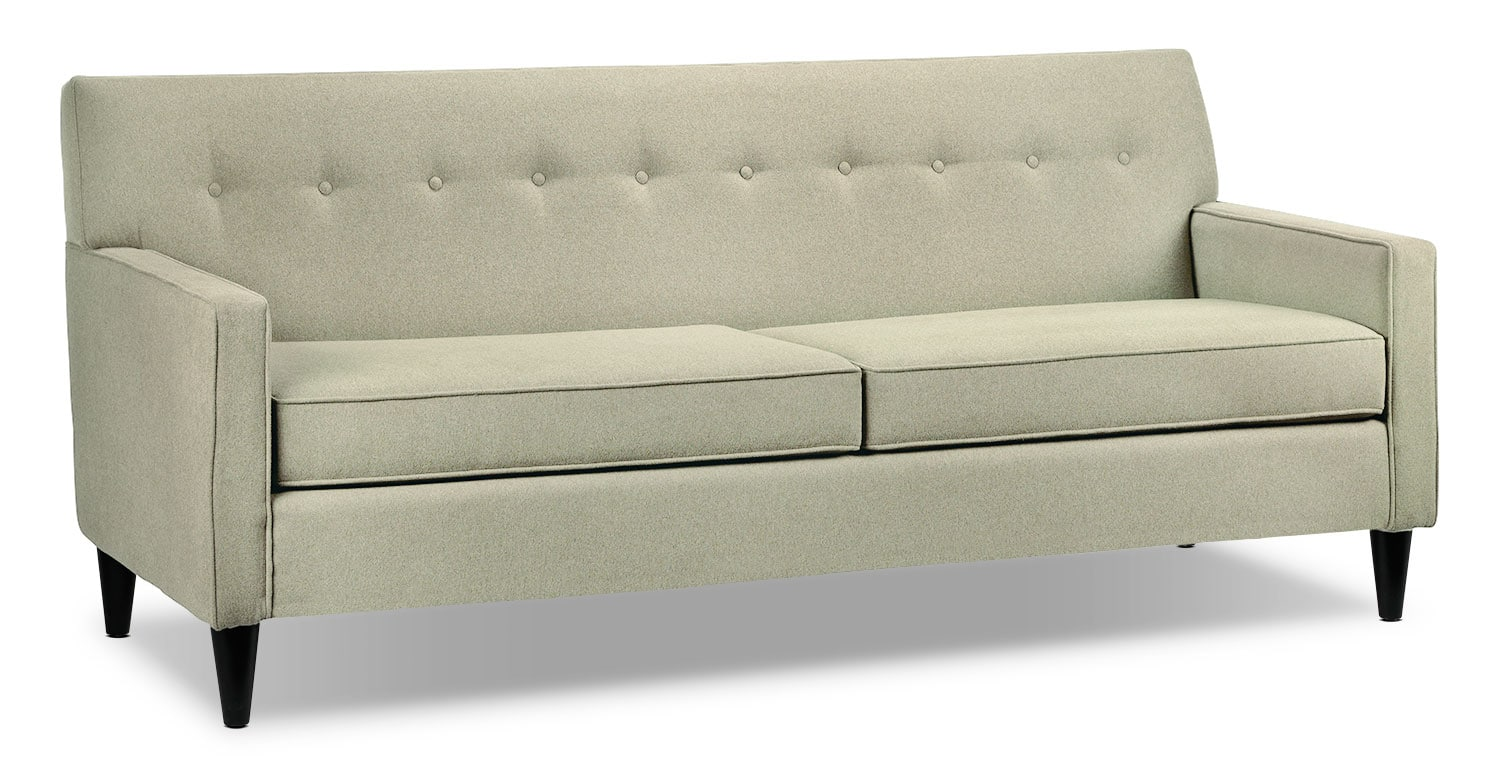 Living Room Furniture - Passerina Sofa - Truffle