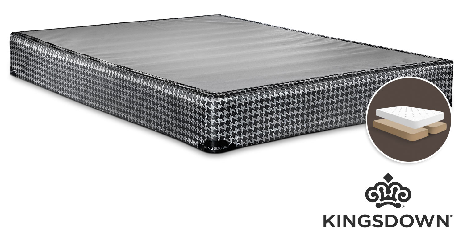 Mattresses and Bedding - Kingsdown Oxygen Queen Split Boxspring